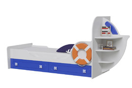 Кровать Яхта-1 Парус