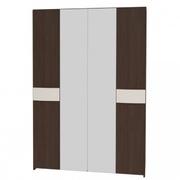 Шкаф для одежды и белья Амели 555