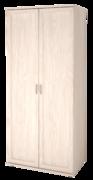 Шкаф для одежды 2-х дверный Ника-Люкс 21