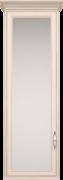 Шкаф навесной с зеркалом Венеция 28 бодега
