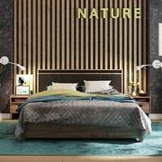 Кровать Люкс с подъемным механизмом Натура 308