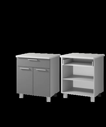 Шкаф-стол с ящиком 7Р5 Арабика