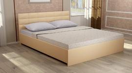 Кровать интерьерная Лита с латами