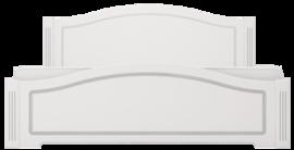Кровать с латами Виктория