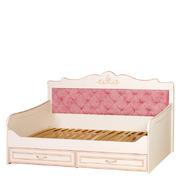 Кровать 1-спальная с ящиками Алиса 550