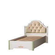 Кровать одинарная Флора 914