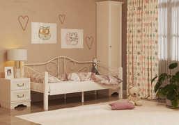 Кровать кованая Гарда 7
