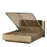 Кровать 1600 с подъемным механизмом Гранж 894
