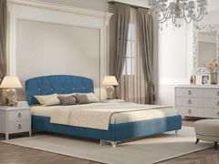 Интерьерная кровать Adelina ажур 43