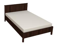 Кровать Шерлок 1400 орех