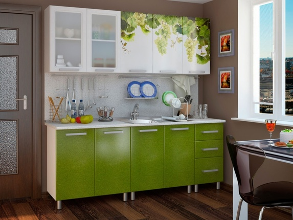Кухня Люкс Лоза