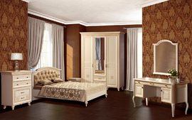 Модульная спальня Марлен