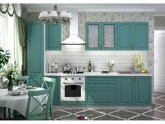 Модульная кухня Модена Бирюза