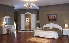Спальный гарнитур Да Винчи