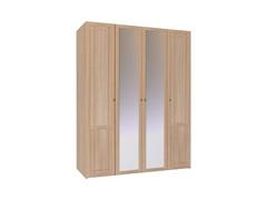 Шкаф для одежды и белья Шерлок 60 дуб сонома