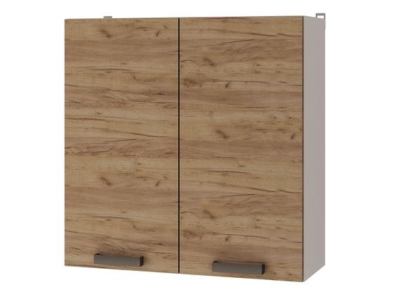 Шкаф настенный 2-дверный 7В1 Крафт