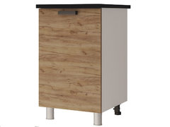 Шкаф-стол рабочий 1-дверный 5Р1 Крафт