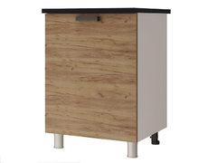 Шкаф-стол рабочий 1-дверный 6Р1 Крафт