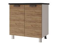 Шкаф-стол рабочий 2-дверный 8Р1 Крафт