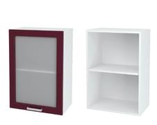 Шкаф верхний со стеклом ШВС 500 КР