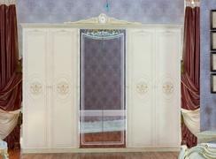Шкаф 6-ти дверный СГ-03 Грация