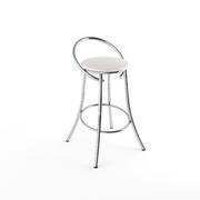 Барный стул Фуриант белый-010