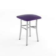 Табурет Классик фиолетовый-873