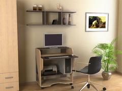 Стол компьютерный Троян-1